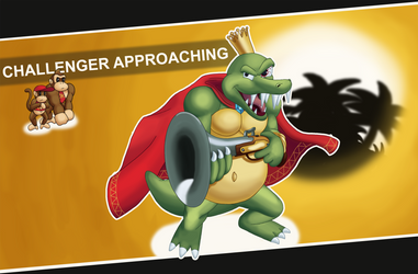 King K. Rool Has Returned by TheDuckofIndeed