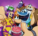 Happy 25th Anniversary, Rayman!