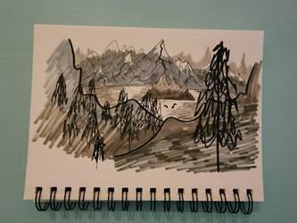 HarrisonHow Landscape Tutorial