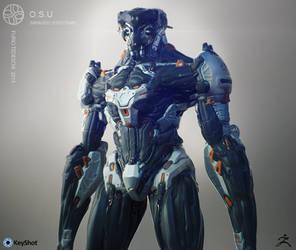 O.S.U Siraged Systems by BlazenMonk