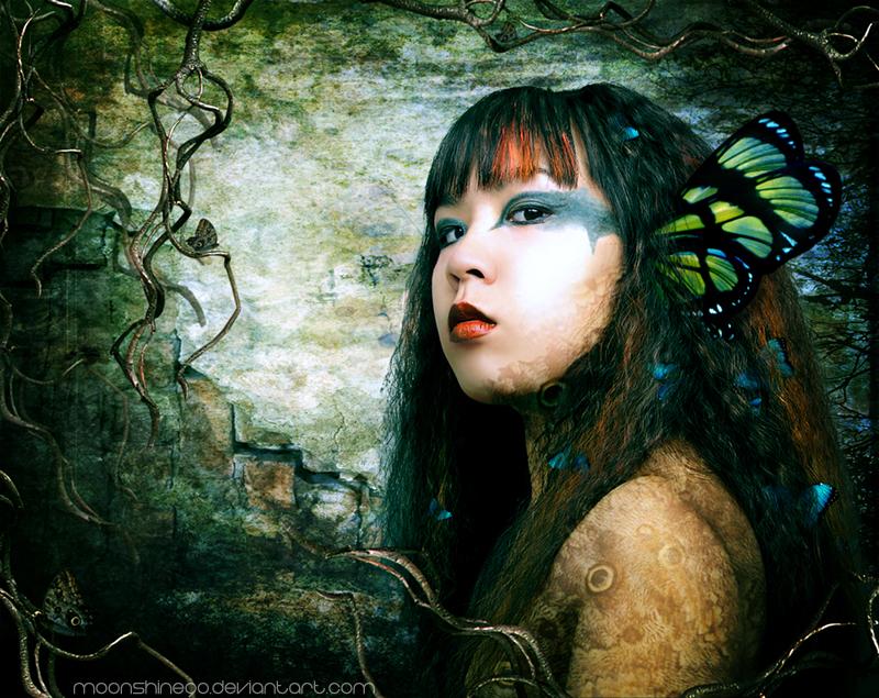 Mothgirl II by MoOnshine90
