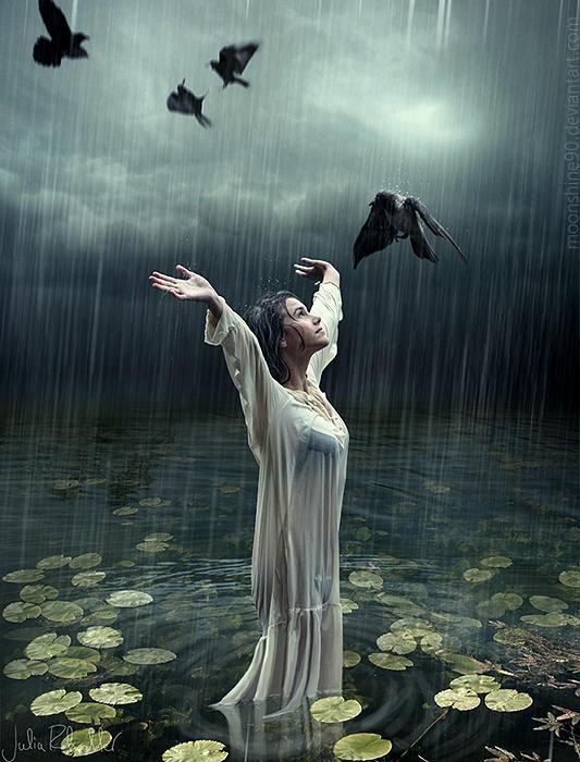 The Taste of Rain by MoOnshine90