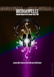 Poster Mediawelle