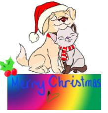 Old Christmas Card Design by RoxyRawrAK-47