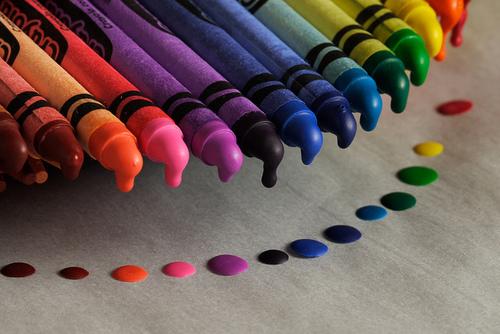Pencil's colors by nicoooacdc