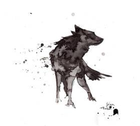 Wolf.ink by NelyaBelka