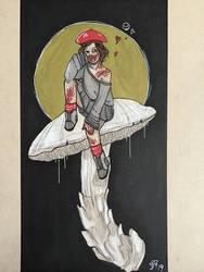 Poisonous by agatecristal