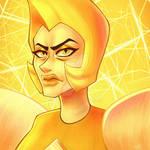 Steven Universe- Yellow Diamond