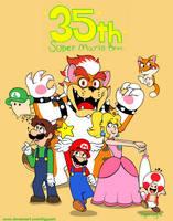 Happy 35th Anniversary, SMB!