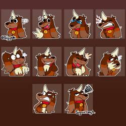 COMM-Spike Emotes
