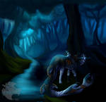 Through the forest (COMM)
