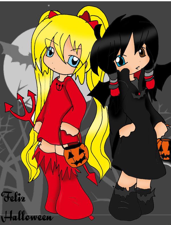 Feliz Halloween2 by Sakurith