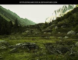 Montain -stock streamy by streamy-stock