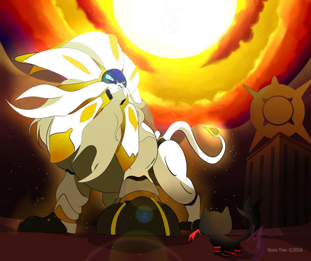Everything the Light Touches.... (Pokemon Sun) by sozo-teki