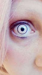 The eyes of Yuno Gasai