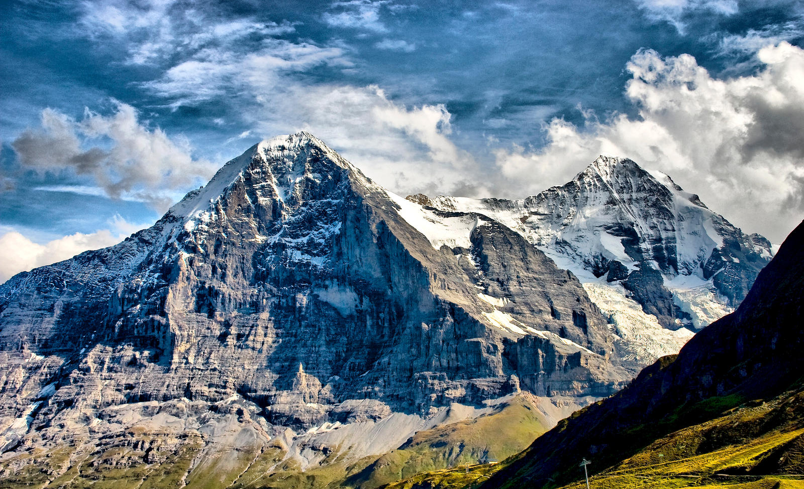 Eiger north face by bongaloid on deviantart eiger north face by bongaloid eiger north face by bongaloid reheart Images