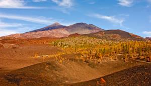 Mt Teide by bongaloid