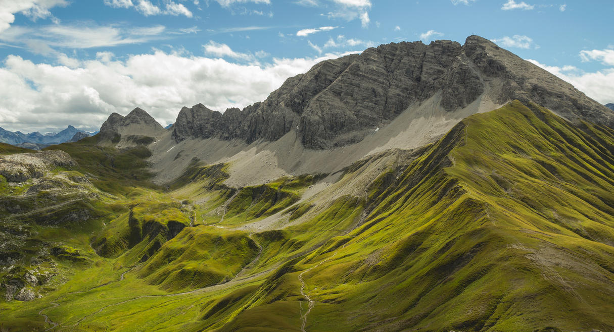 Rufispitze by bongaloid