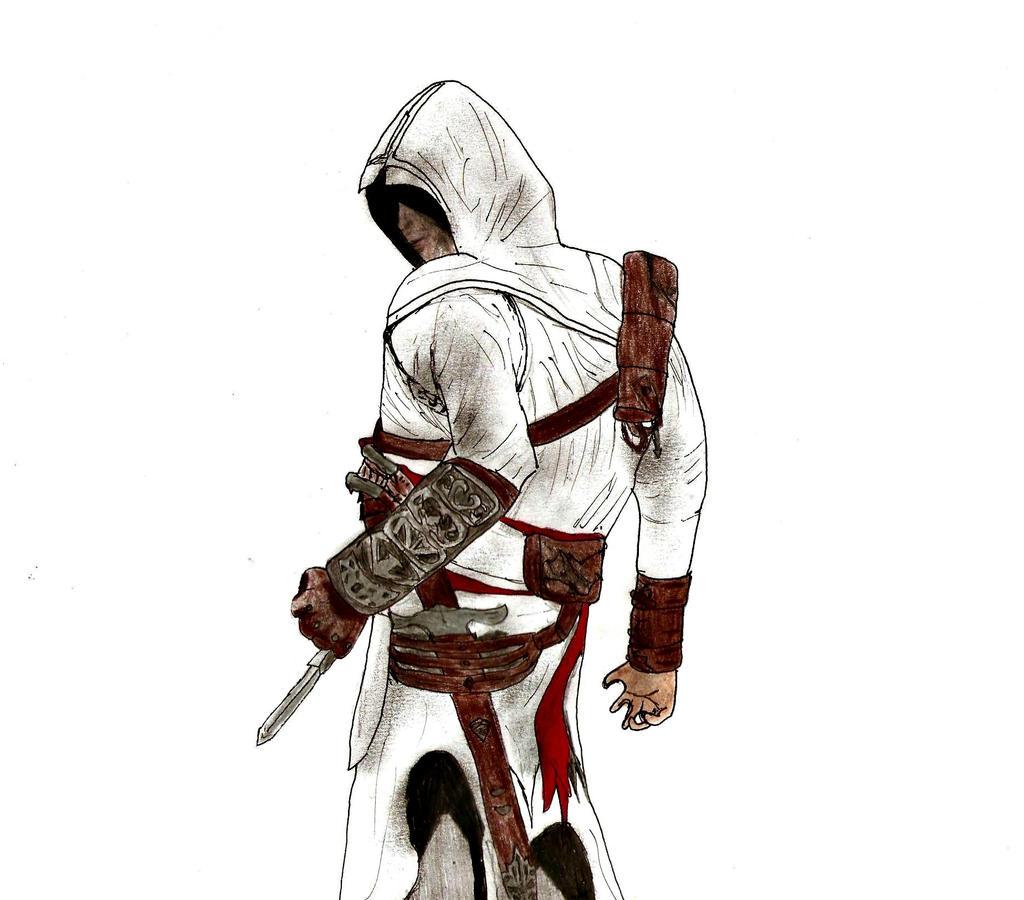 Altair by Rodrigowski