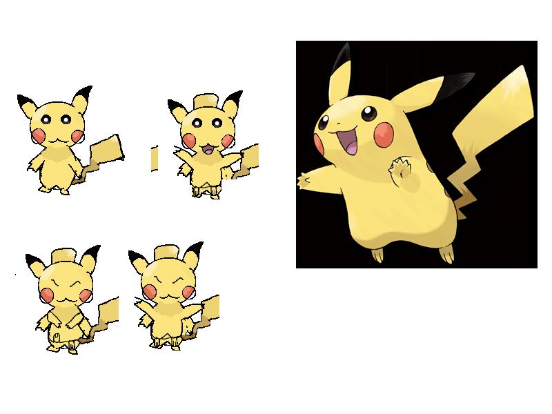 Image Gallery pikachu thundershock