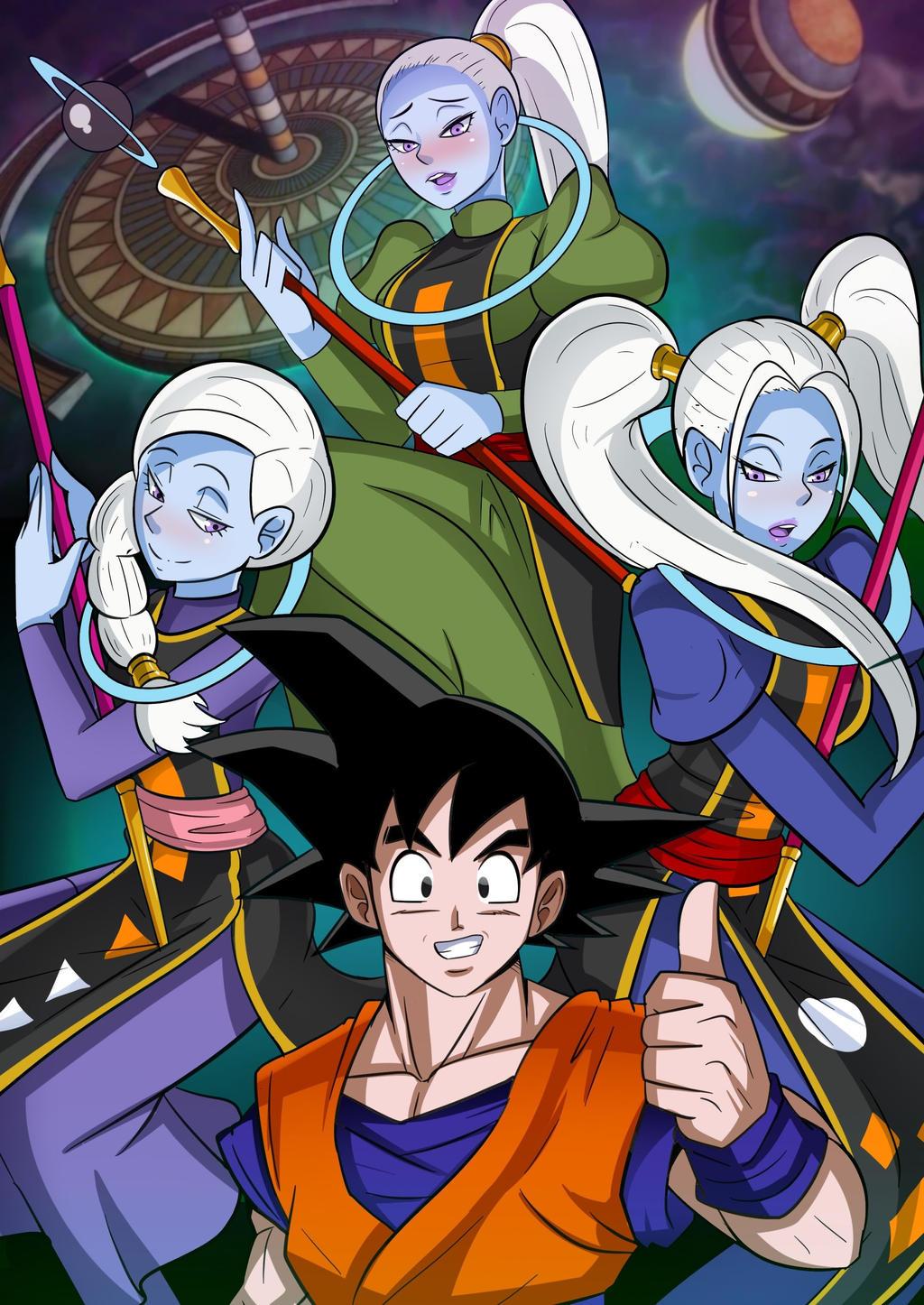 Dragon Ball Super Portada #3 by GokuXdxdxdZ on DeviantArt