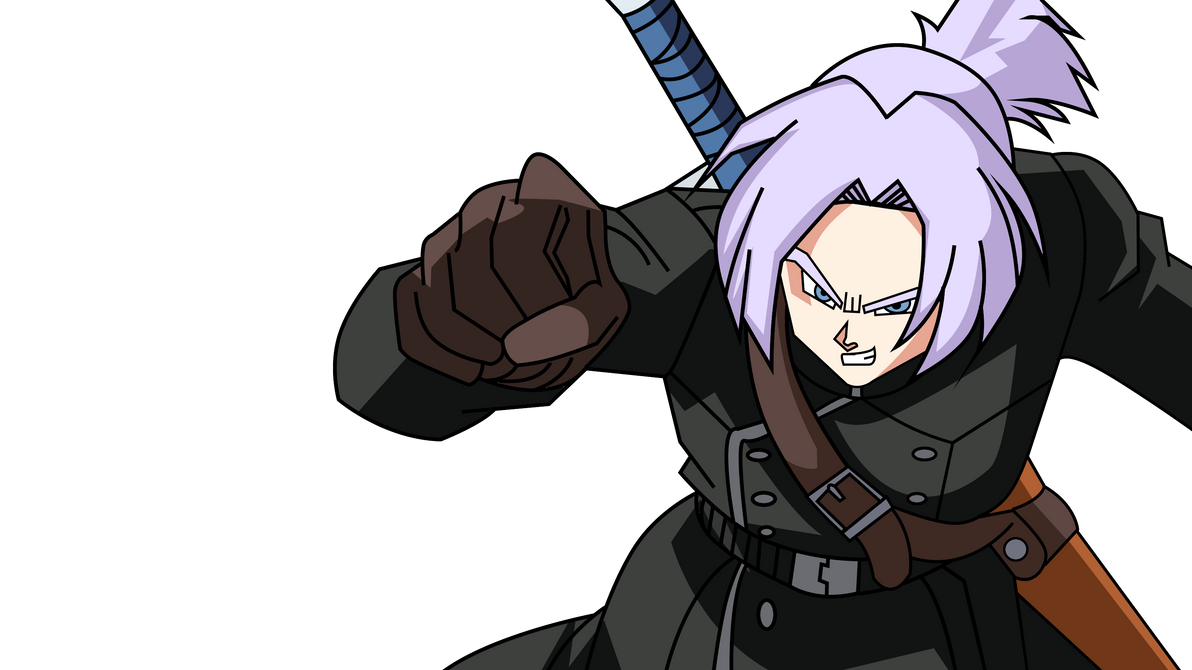 how strong is xeno trunks