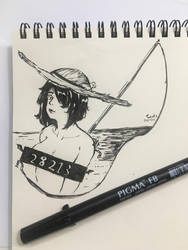 New Sketchbook! by HBeats