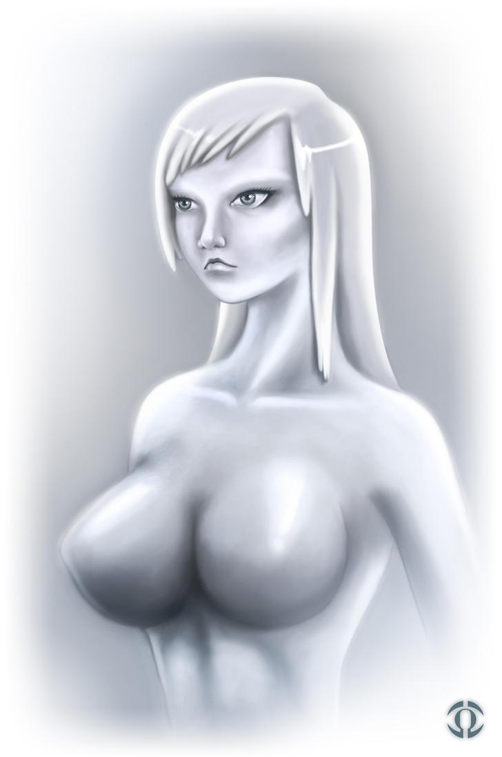 Blanca by AngeloQuintero