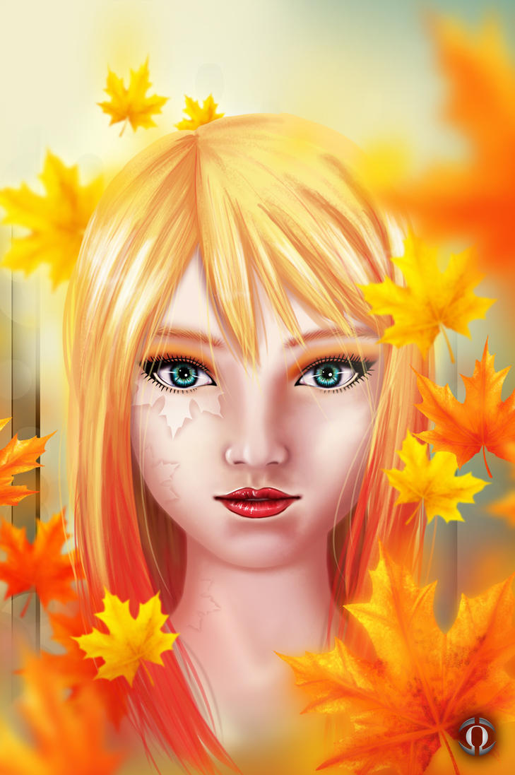 Autumn by AngeloQuintero