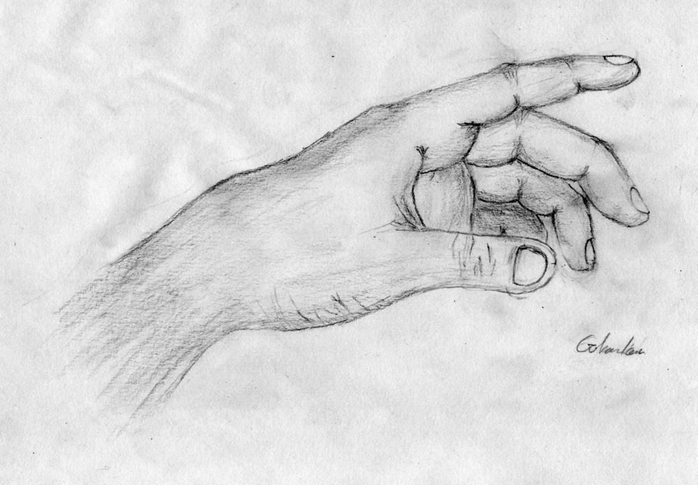 Hand figure - Ver3