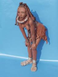 Himba by mariskamielen