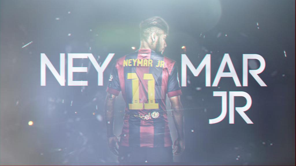 Neymar Jr Wallpaper 2014 15 By Unfinishedgfx