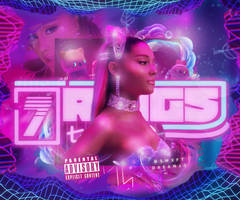 7 rings / Ariana Grande by swxftdream