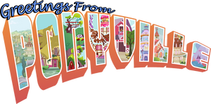 Greetings From Ponyville Logo