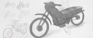 PS Vehicle: Motorcycle P1