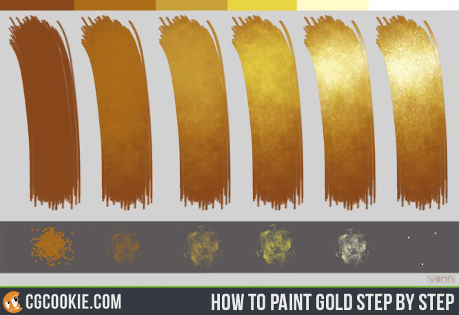 gold step by step tutorial by cgcookie on deviantart