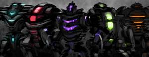 Sketching Robots Tutorial by CGCookie