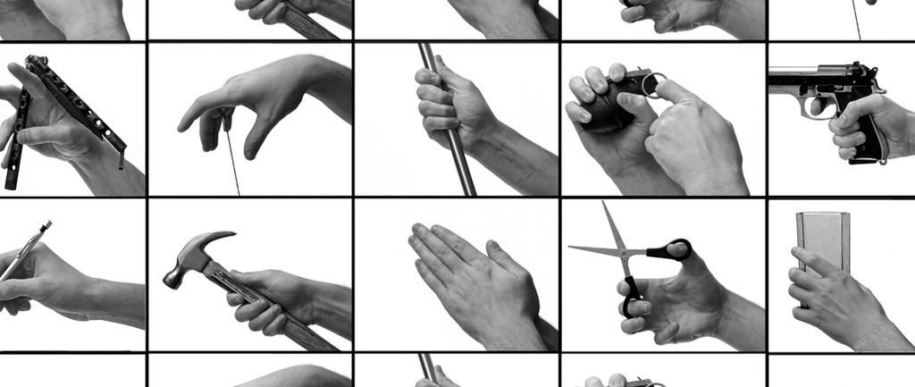 Photo References: Hand Collection I by ConceptCookie