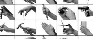 Photo References: Hand Collection I