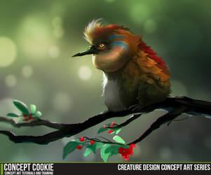 Creature Design Concept Art Series by CGCookie