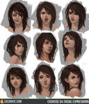 Exercise 04 Update: Facial Expressions