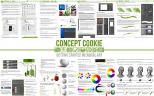 Getting Started in Digital Art Series Preview by CGCookie