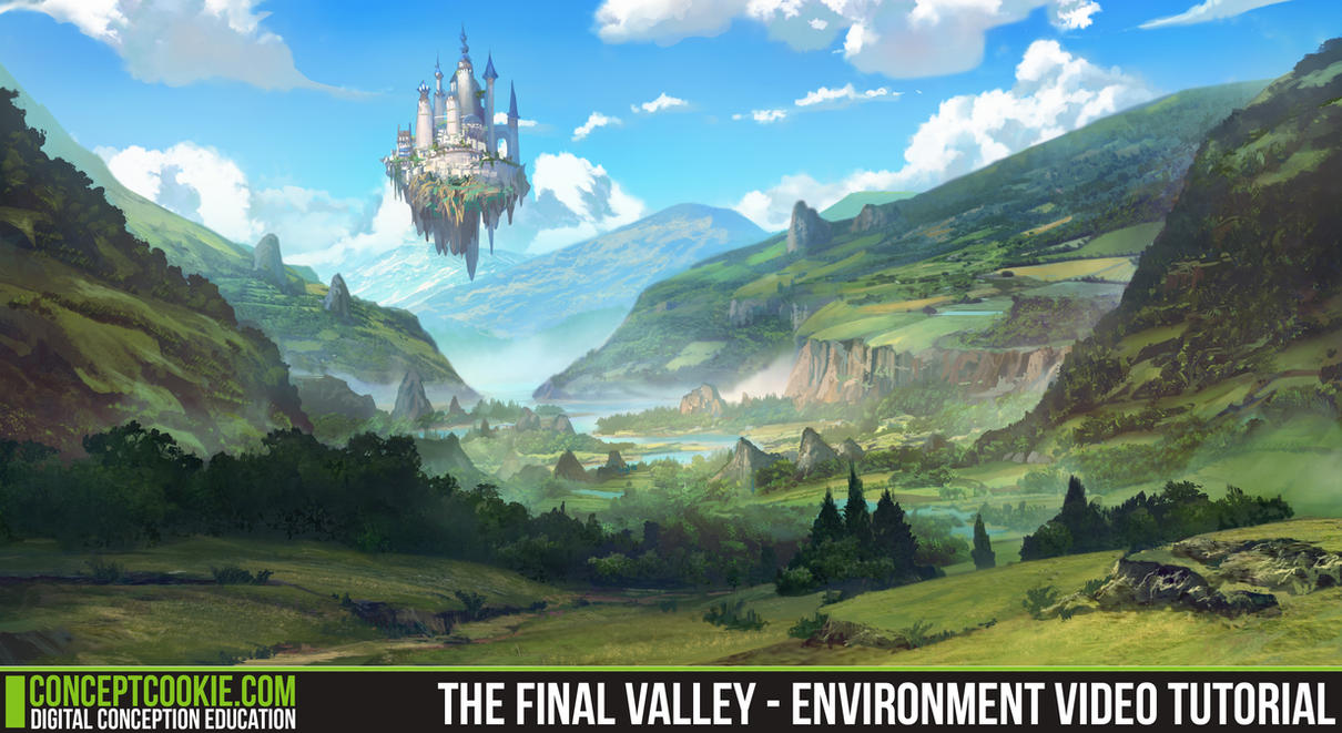 Tutorial: Final Valley by ConceptCookie