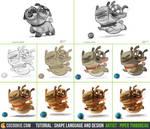 Tutorial Step by Step: Cerberus Pug