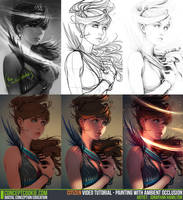 Tutorial Step by Step: Painting with AO