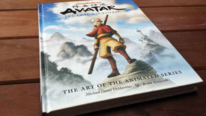 Art Book Review: Avatar - The Last Airbender