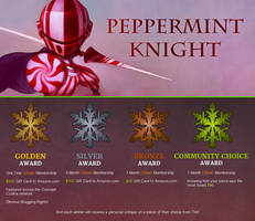 Winter Contest 2016: The Peppermint Knight - OVER