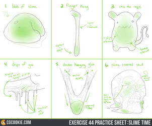 Exercise 44: SlimeTime by CGCookie