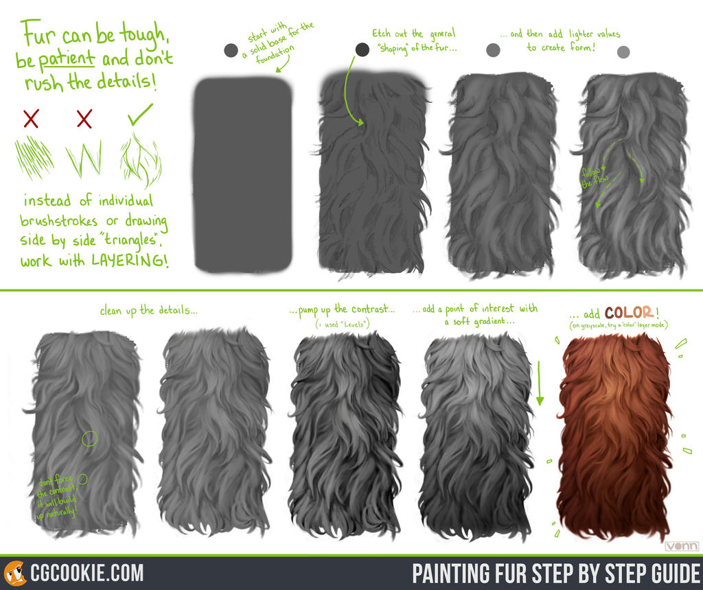 Exercise 45 results fur step by step guide by cgcookie on for Watercolor drawing tutorial