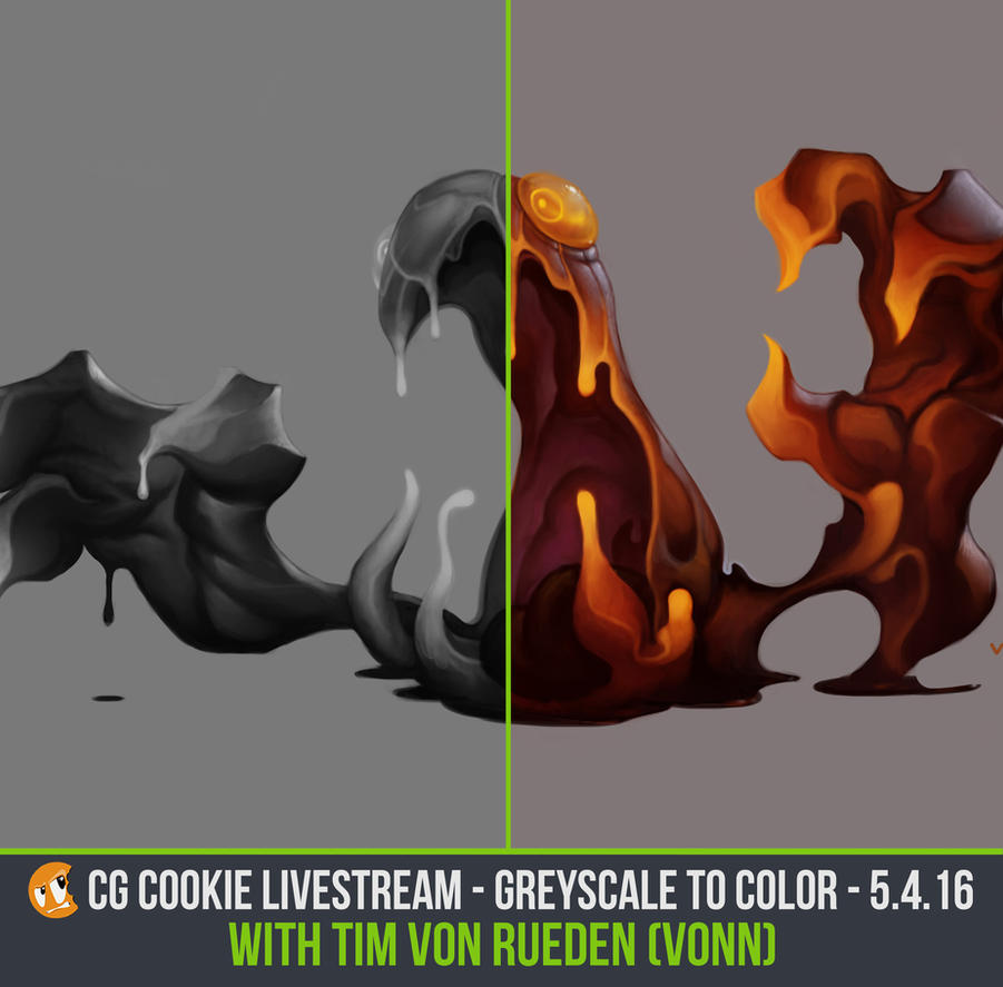 Livestream Marketing by CGCookie